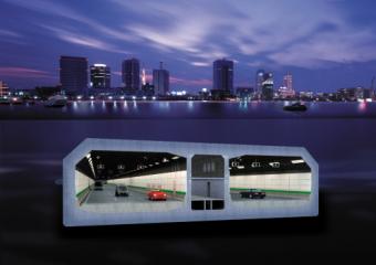 积极推进城市综合管廊在市政基础设施建设中的推广与应用